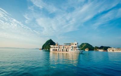 Cristina Diamond Cruise Halong bay