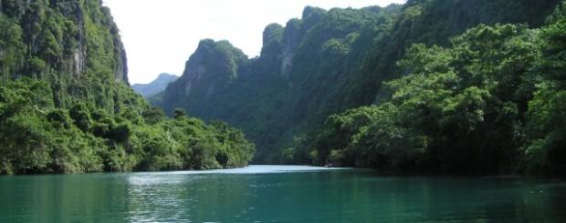 Eco Phong Nha cave and Ke Bang park