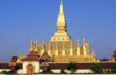 Package tours start from Laos