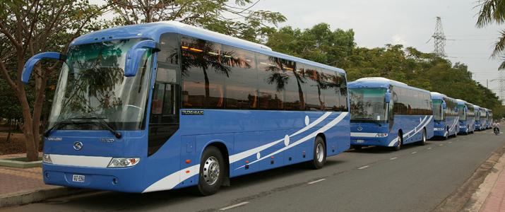 The Sinh Tourist Bus