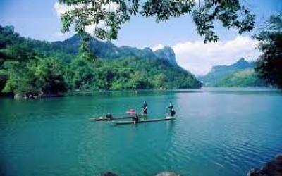 Ba Be in Vietnam