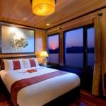 Indochina Sail Cruise Cabin