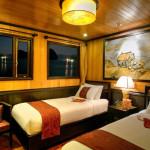 Indochina Sail Cruise Cabin1