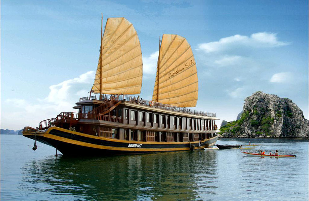Open Tour And Travel Halong Bay