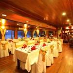 Indochina Sail Cruise Restaurant