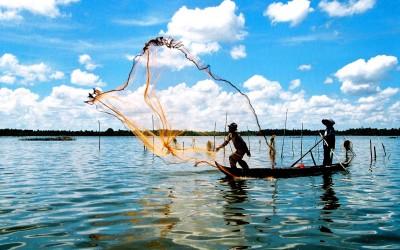 My Tho Ben Tre Mekong delta