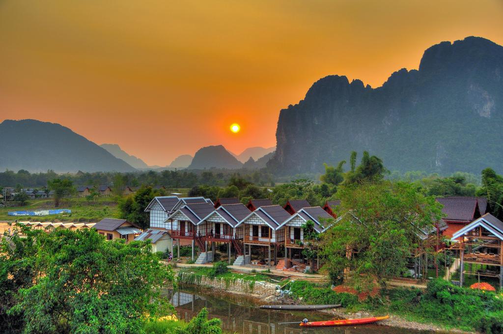 Vang Vieng Full Day Tour Sunshine Travel