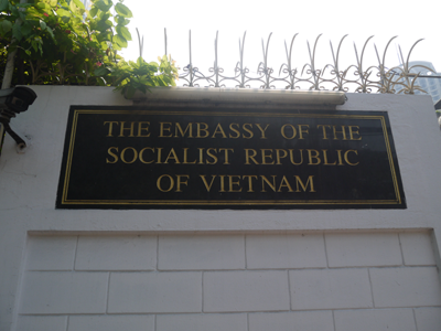 Embassies and General Consulates of Viet Nam in Oceania